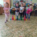 Zabawy sportowe dzieci