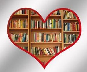 Książki w sercu