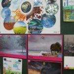 Wystawa prac plastycznych z Ziemią