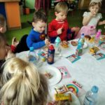 Bal karnawałowy przedszkolaków