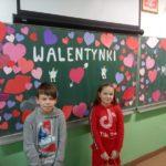 Walentynki w klasie III d