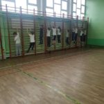 gimnastyka na drabinkach