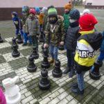 klasa I b gra w szachy