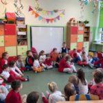 Czytanie tekstów polskich w przedszkolu