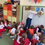 Ulubiona literka w przedszkolu