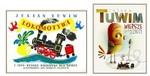 okładki książek Tuwima