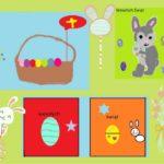 Wielkanoc- prace z informatyki