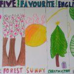 Plakaty - dzień języka angielskiego