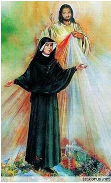 Obrazek Jeus i zakonnica