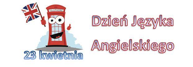 Logo Dnia Języka Angielskiego
